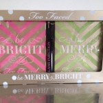 Review: Nuevas Paletas de Too Faced