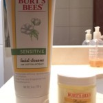 Review: Sensitive Facial Cleanser y Radiance Night Cream, de Burt's Bees