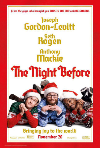 the night before movie