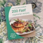 Review: 200 Fast Vegetarian Recipes