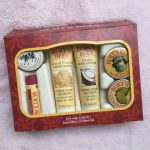 Review: Burt's Bees Tips and Toes Kit