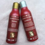 Review: Shampoo y Acondicionador Color Fixation de Surya Brasil
