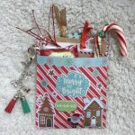 Calendario de Adviento #12. Concurso + Tutorial: Mini Loaded Envelope de Navidad