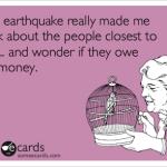 ¿Cómo reaccionas frente a un «temblor»?