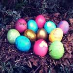 Proyecto: Cómo Teñir Huevitos de Pascua