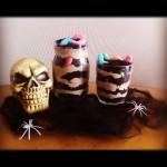 Mila Cocina: Postre Asquerosito Para Halloween