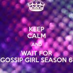 Gossip Girl Vuelve Este Lunes. Yay!!