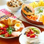 Ideas: Desayunos y Snacks. Parte I.