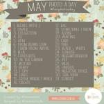 Desafío de Fotos de Mayo. Semana #4