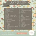 Desafío de Fotos de Mayo. Semanas #1 y #2