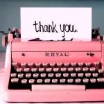 ¡¡Muchas Gracias por su Feedback!!