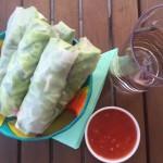 Mila Cocina: Rollitos Vietnamitas