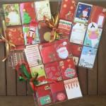 Calendario de Adviento #9. DIY Pocket Letter [Calendario de Adviento de Té]