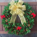 Calendario de Adviento #11. DIY Corona de Navidad