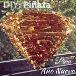 DIY: Piñata de Diamante