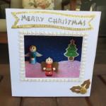Calendario de Adviento #4. DIY Adorno de Navidad