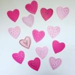 DIY: Calendario de Adviento para San Valentín II