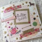 DIY: Snail Mail Flip Book