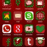 Calendario de Adviento #1. Apps de Navidad