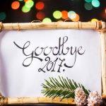 ¡Adiós 2017!