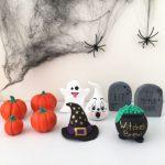 13 Días de Halloween #6: Figuras de Arcilla