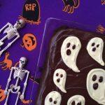 13 Días de Halloween #12: Crazy Cake de Halloween