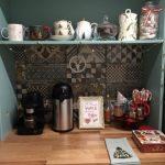 Calendario de Adviento #9 Coffee Bar Navideño