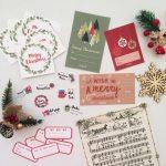 Calendario de Adviento #6 Imprimibles de Navidad