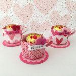DIY: Tacitas de San Valentín
