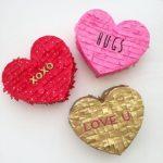 DIY: Cajas de Corazón