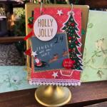 Calendario de Adviento #9 Calendario Cuenta Regresiva de Navidad